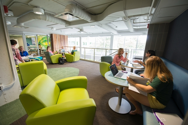 Study Lounge in Bailey